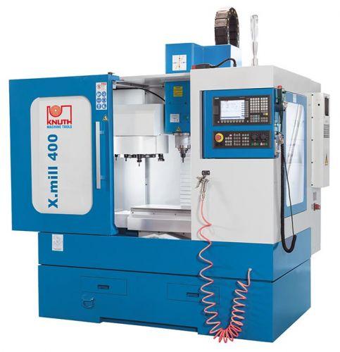 KNUTH VERTICAL MACHINING CENTER X.mill 400