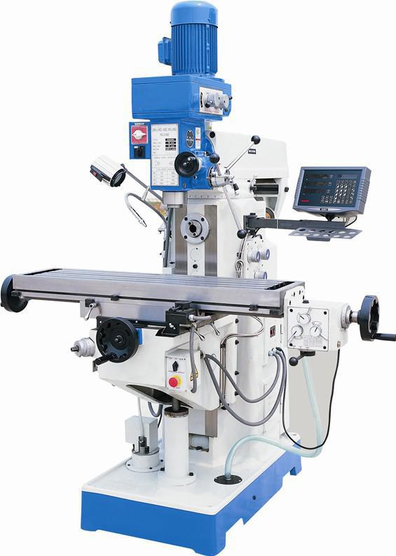 Universal Milling Machine XZ6350A