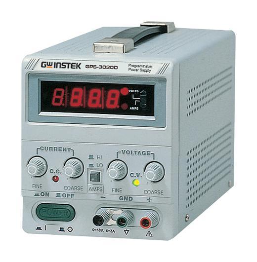 GwInstek Digital DC Power Supply GPS-3030D