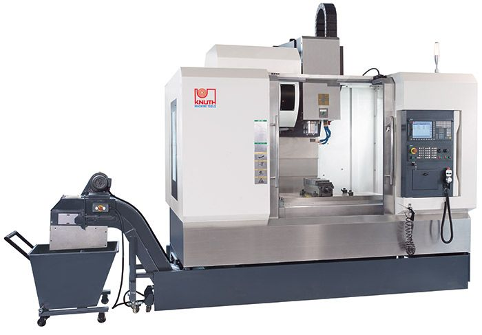 KNUTH VERTICAL MACHINING CENTER VMC1056
