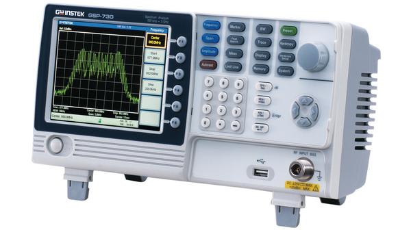 GwInstek Spectrum Analyzer GSP-730