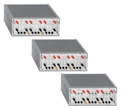 EV VARIABLE LOADS Mod. RL-2A/EV, IL-2/EV, CL-2/EV