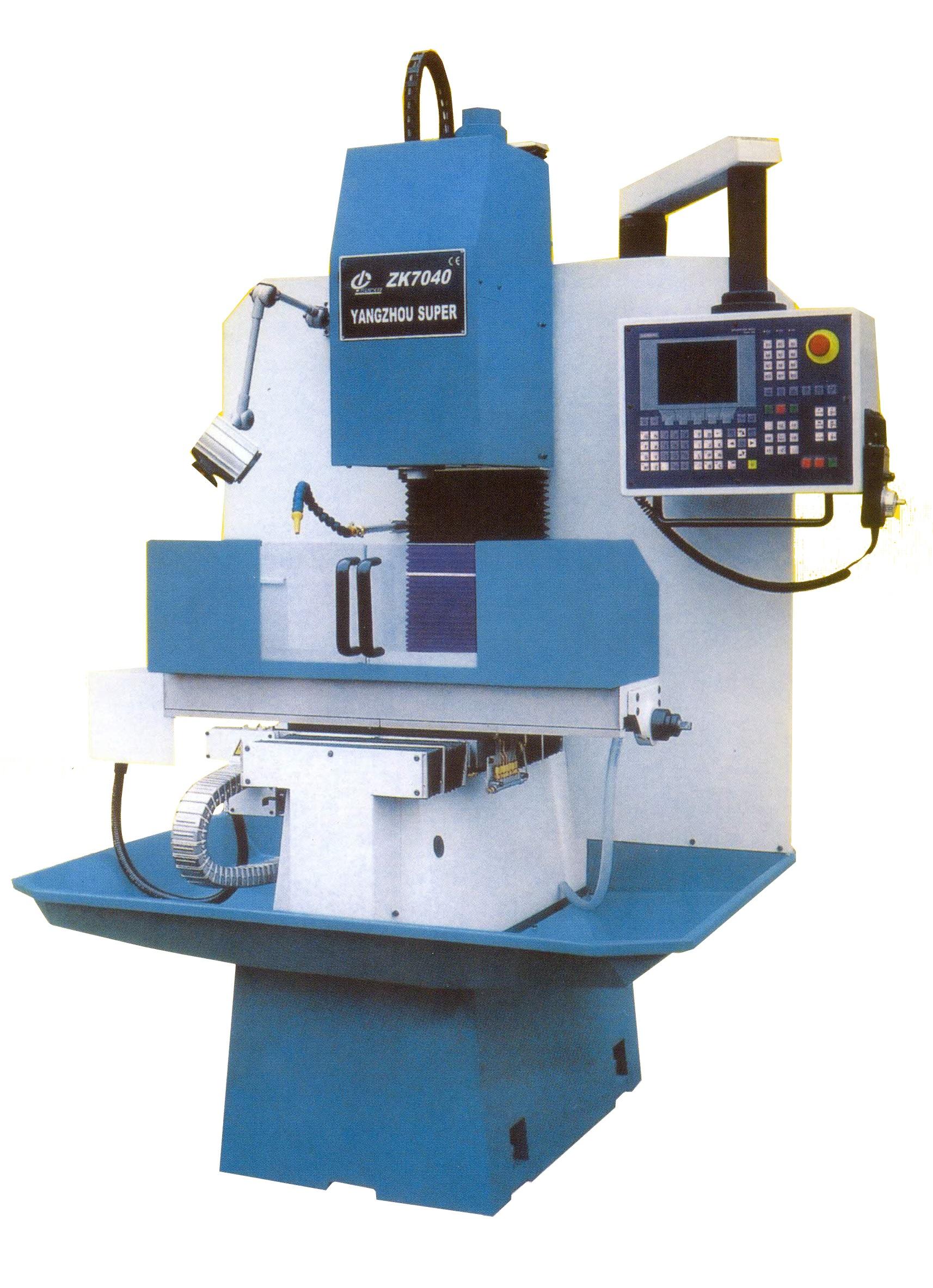CNC Milling Machine ZK7040