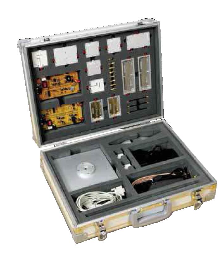 MAN&TEL Microwave Communication Trainer (5.8GHz) MW-5000