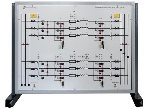 EV POWER TRANSMISSION LINES Mod. SEL-1/EV