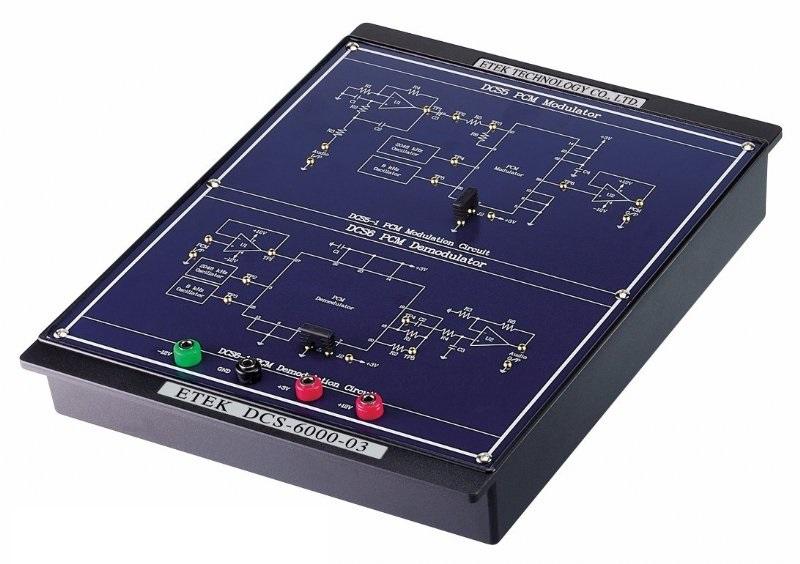 ETEK Digital Communication Trainer DCS-6000