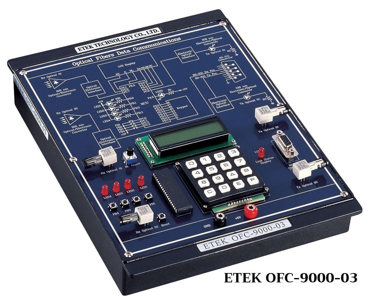 ETEK Optical Fiber Communication OFC-9000