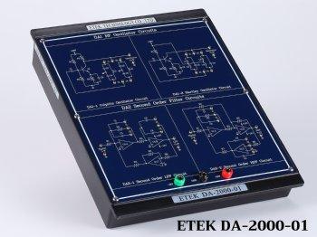 ETEK Analog & Digital Communication Trainer DA-2000