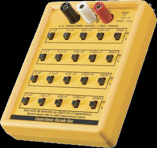 Lutron Capacitance Decade Box CBOX-406