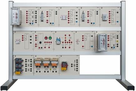 EV SET OF PROTECTION RELAYS Mod. SRT-1/EV